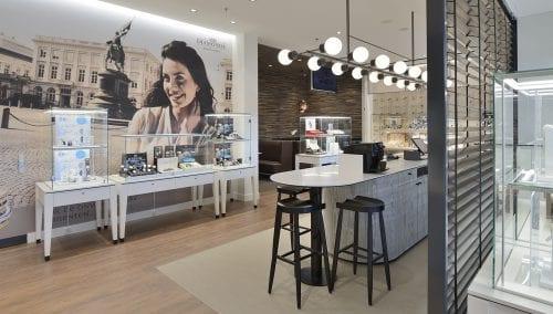 Winkelinrichting Retail: Siebel Juweliers