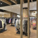 winkelinrichting kledingzaak