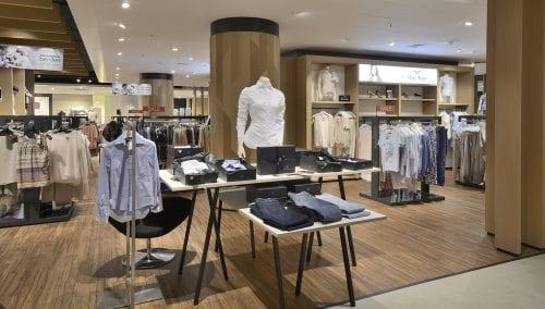 Berden Mode – Heerlen: Winkelinrichting