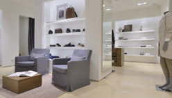 Shopfitting: Exclusive fashion store – Brunello Cucinelli by Cleo
