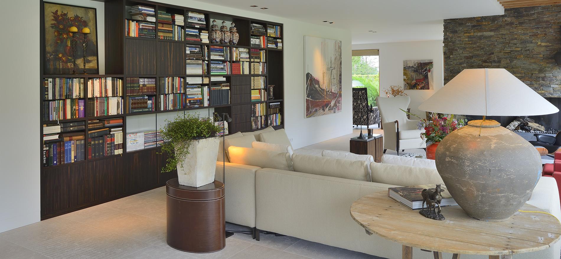 Tevreden opdrachtgever luxe villa leusden luxe for Interieur huizen