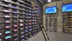 Intersport Megastore van den Bergh: Winkelontwerp sport zaak