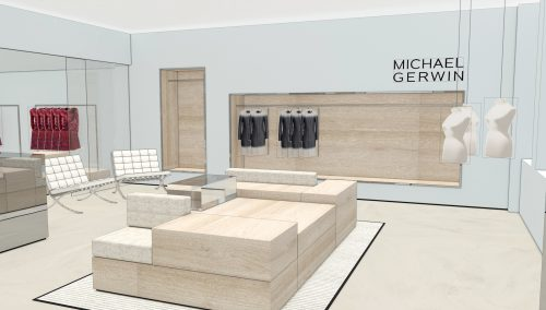 Coming soon: Michael Gerwin Mode – Munchen