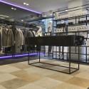 Ontwerp inrichting van Kingssquare Mode Amsterdam