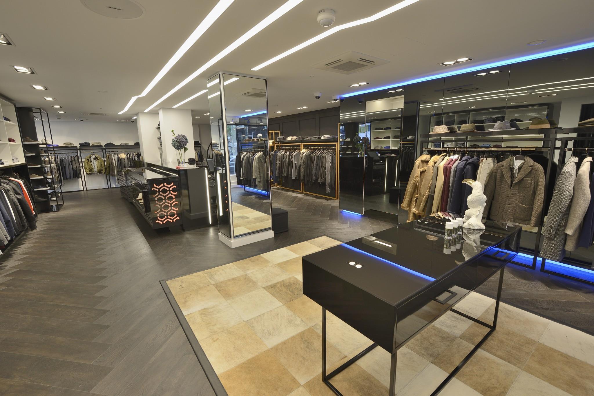 Sneak preview kingsquere op koningsplein in amsterdam for Interieur winkel