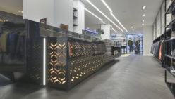 Kings Square – Amsterdam: Interieurontwerp Mode voor topmerken