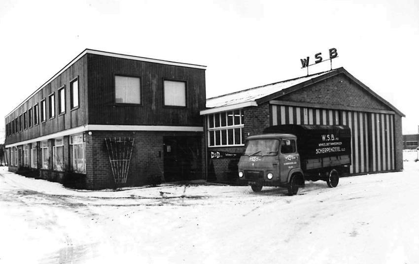 Geschichte WSB