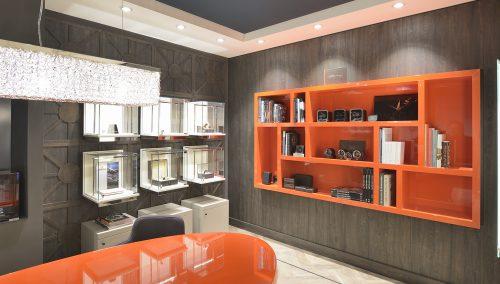 van Hell Juweliers, Apeldoorn: Retail Design en Retail Bouwmanagement