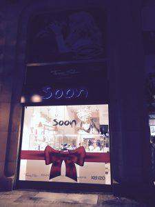 Agencement bijoux pour Soon Luxembourg, Concept de magasin par WSB 4