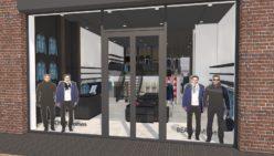 Beachim Mode Zandvoort: Met nieuw interieurconcept binnenkort in een couture jasje!