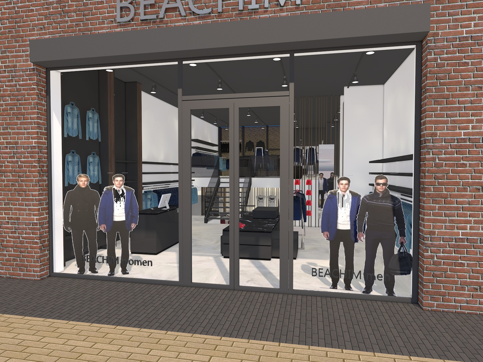 Coming Soon: Interieurconcept multibrandstore Beachim in
