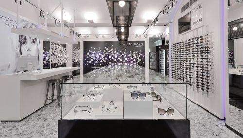 Akkerman Optiek De Meent – Restyling winkelinrichting