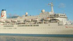 Ontwerp en Inrichting cruiseschip MS thomons Majesty en MS Thomon Spirit