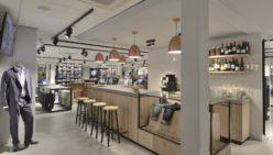 De Mannen van Bossenbroek – Voorthuizen: winkelinrichting herenmode