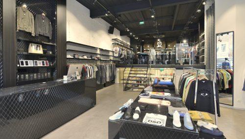 Beachim Mode – Zandvoort: Retailconcept kledingwinkel door WSB