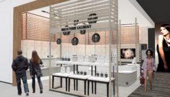 Coming Soon: 2x Shopdesign voor Bijouterie Laurent – Charleroi