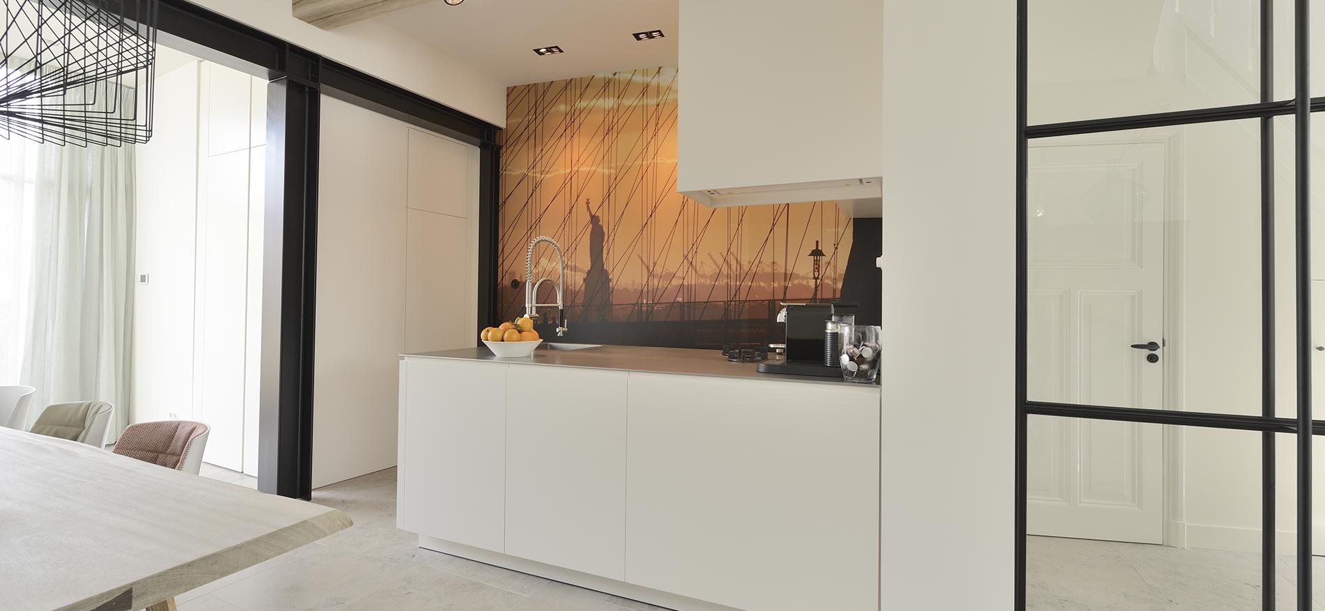 Top interieur op maat voor herenhuis in goes wsb for Inrichting interieur