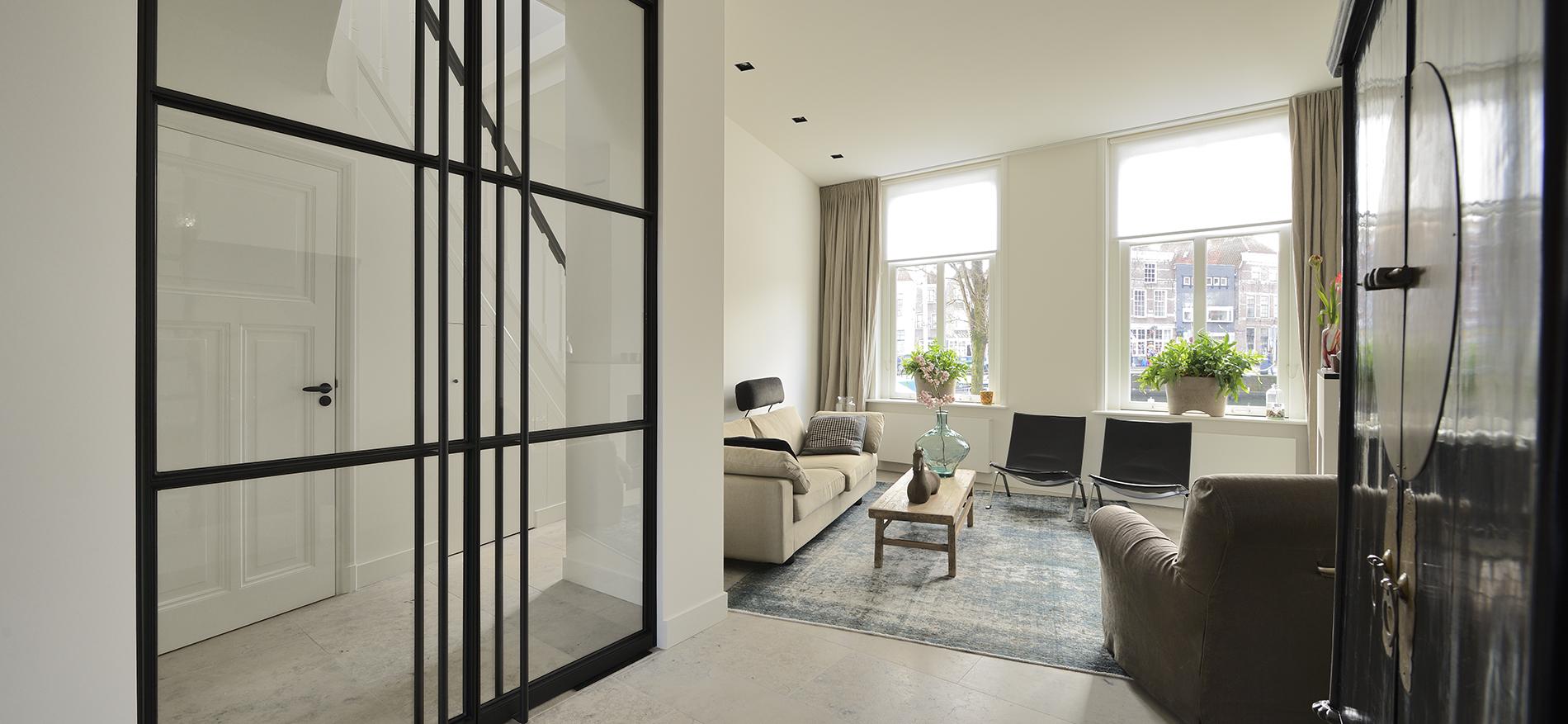 Top interieur op maat voor herenhuis in goes wsb for Oud herenhuis interieur