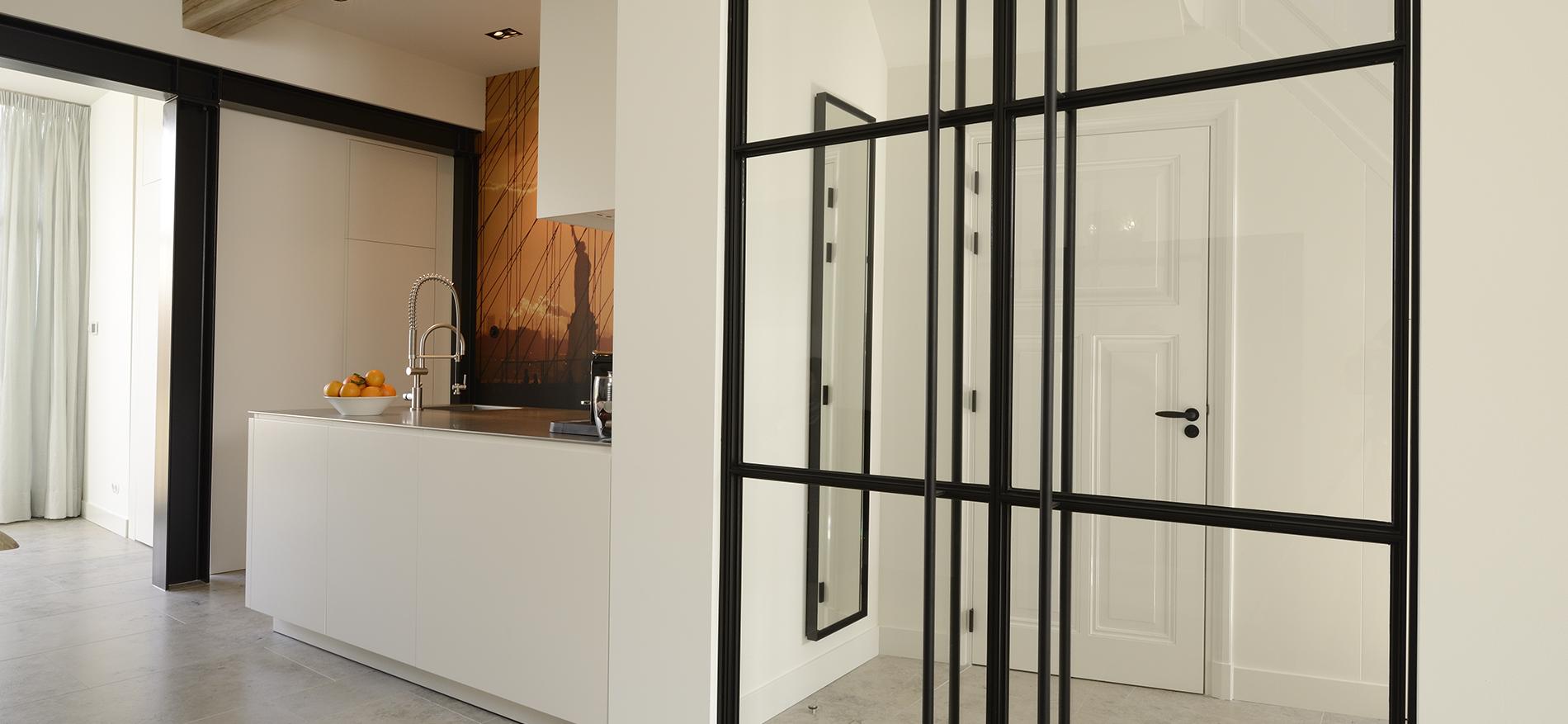 Top interieur op maat voor herenhuis in goes wsb for Herenhuis interieur