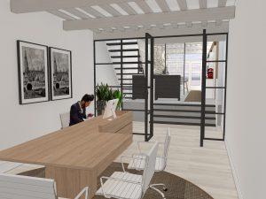 Coming Soon: Nieuw interieurconcept makelaarskantoor Sinke