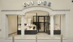 Juwelen Evy d'Or in Ingelmunster (BE) – Shopdesign winkelconcept