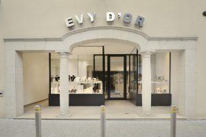 Juwelen Evy d Or winkelconcept shopdesign bijoutier agencement amenagement concept de magasin _071
