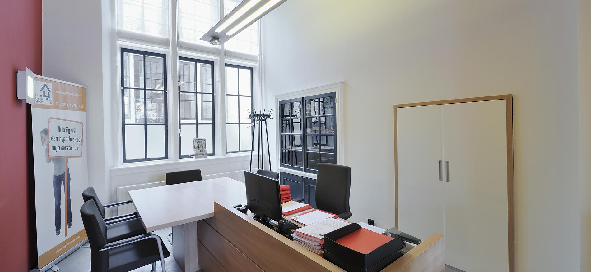 Nr 1 inrichting makelaarskantoor inspiratie interieur for Interieur inrichting