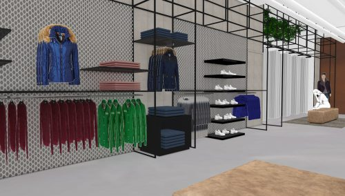 Coming Soon: Shopdesign Eddy's Mode in Eindhoven