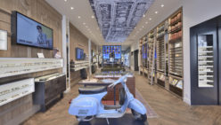 Entwurf Augenoptiker Dijck2 | WSB Ladenbau NR 1 für junges Publikum