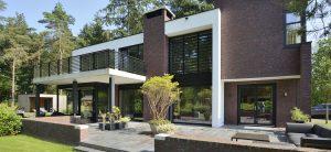 Ontwerp inrichting Villa Ugchelen