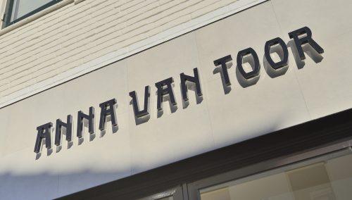 Anna van Toor: Winkelinrichter WSB verzorgt succesvolle restyling