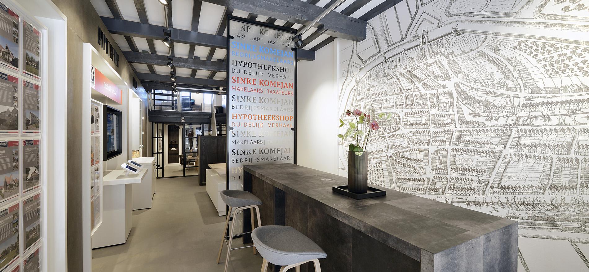 de interieur architecten van wsb interieurbouw ontwerpen unieke interieurconcepten voor kantoren in de makelaardij wsb creert merkbeleving in uw kantoor