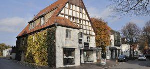 Ontwerp en inrichting door WSB interieurbouw bij Augenweide -optik- uhren-schmuck - Werther - Duitsland
