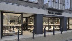 Jacob Juwelen – Lebbeke: Shop design met allure
