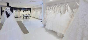 Ontwerp inrichting Bruidsmode The New Bride - Barneveld