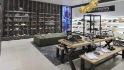 Shop-in-shop Dungelmann Schoenen bij Berden Mode in Uden