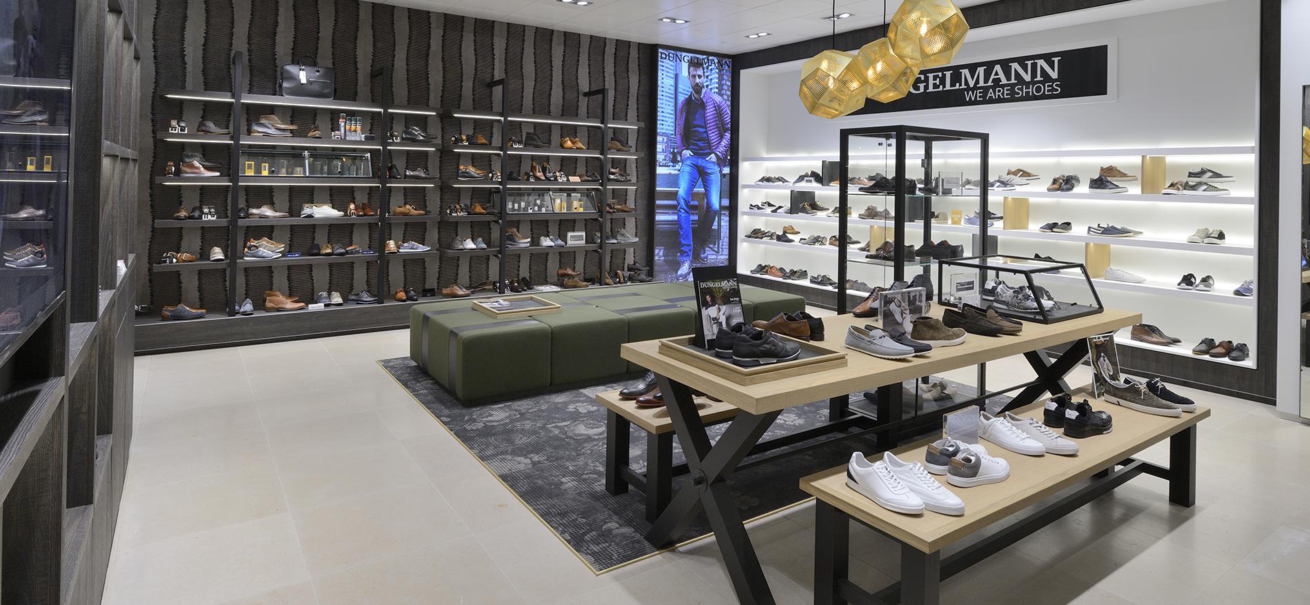 Schoenenwinkel interieur succesvolle inrichtingen en shop for Einrichtung shop