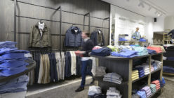 Grondige restyling MarcEdwards Menswear, Haarlem