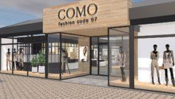 Coming Soon: Shopdesign voor COMO MODE in St-Katelijne-Waver (BE)