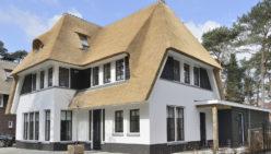 Rietgedekte Villa, Zeist Kerckebosch