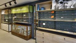 Bergambacht Optiek – winkelinrichting en brilpresentatie