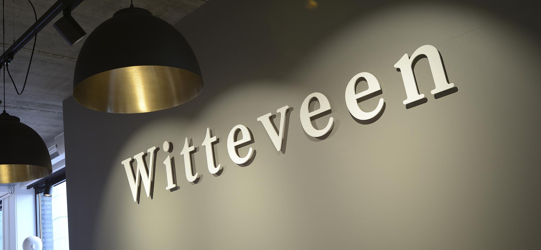 Ontwerp en inrichting door WSB interieurbouw bij Witteveen Mode - Drachten