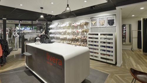 Livera NL | Asten: inrichting lingeriewinkels