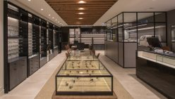 Reyntjens Optiek | Compleet design en retail bouw management