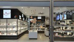 Bigor | Kirchberg (LU), Ladenbau im Juwelierladen