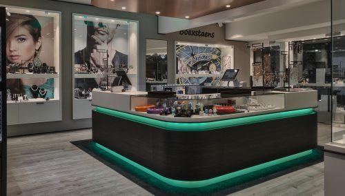 Boexstaens Juweliers, Heist op den Berg | Complete winkelverbouwing