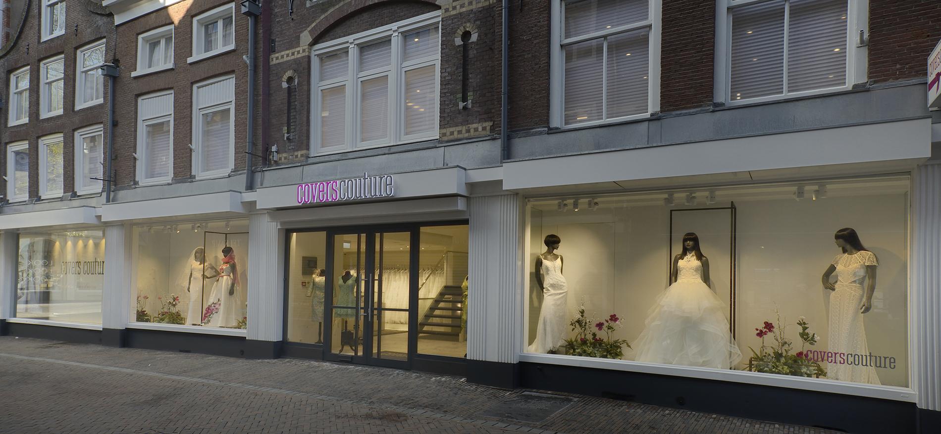 Ontwerp En Inrichting Bruidswinkel Covers Couture Utrecht
