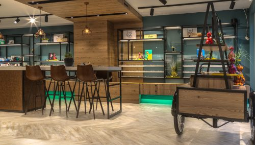 Pierre Eyecare | Design optiekzaak in Hattem