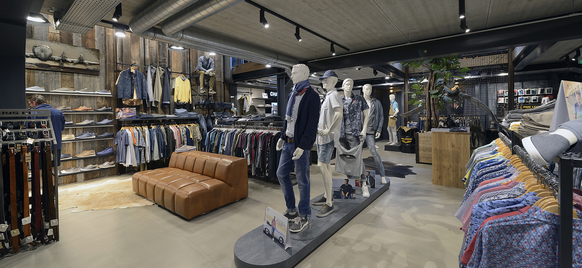 Mantje lifestyle store interieurconcept door retail for Interieur bouwer