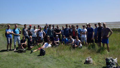 Wadlopen naar Ameland | Succesvolle dag!